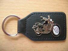 Schlüsselanhänger Kawasaki EN 500 / EN500 schwarz Motorrad Art. 0598 Llavero
