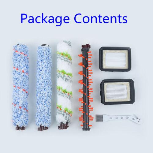 Brush Filter For Bissell CrossWave 1785 2306 2551 1785G 2328 Vacuum Cleaner Kit