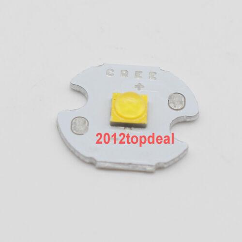 Cree XTE LED XT-E 1-5W LED chip Warm White 3200k LED on 20//16//14//12//8mm pcb