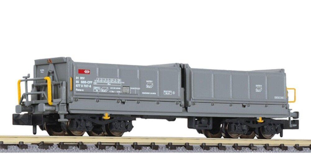 Fleischmann Spur N 845321 HUPAC VI Taschenwagenset,Neuware,OVP