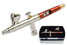 HARDER & STEENBECK - INFINITY 2 IN 1 GRAVITY FEED AIRBRUSH - 126543 - BRAND NEW