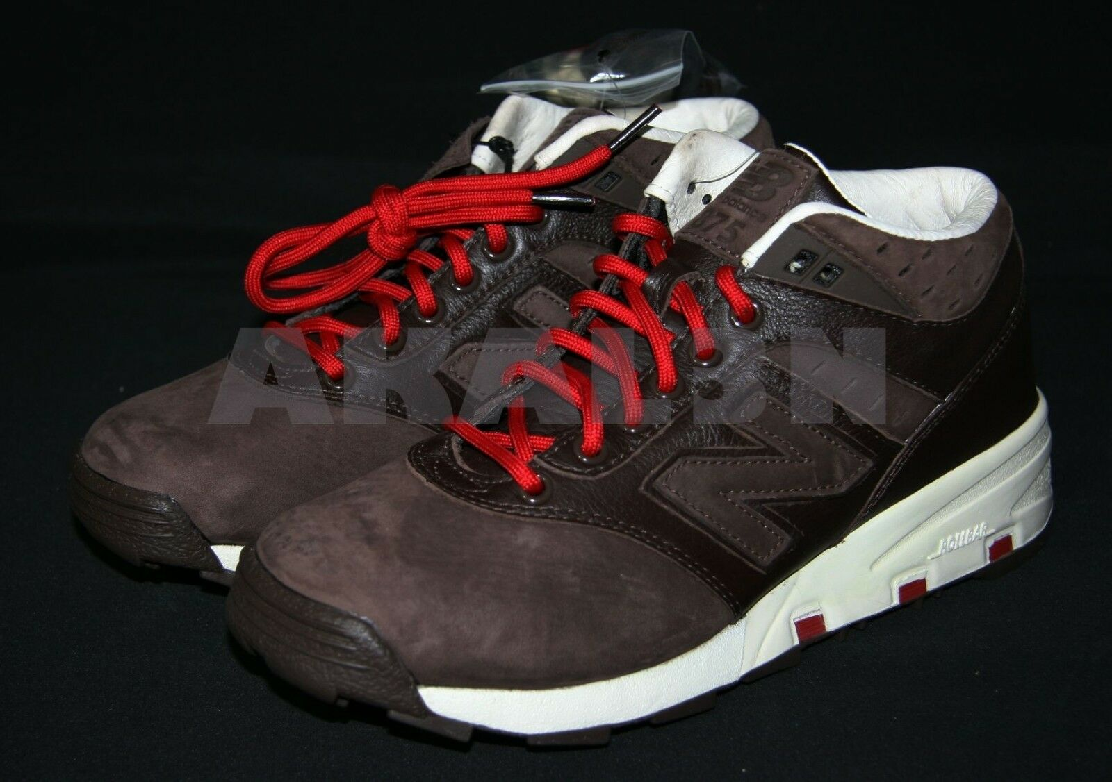 New Balance X Concepts ML875CP Boston Freedom Trail CNCPTS Limited Edition sz 8