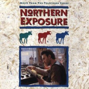Various-Music-From-The-Television-Series-Northern-Exposure-CD-1992