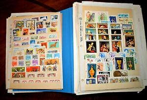 CatalinaStamps-Worldwide-Stamp-Collection-on-Album-Pages-5206-Stamps-D346
