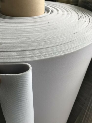 "Car light grey headlining fabric foam backed 3 mm 58/"",1.45 m wide SAMPLE"
