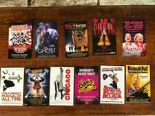 Broadway  mini ad/flyers Broadway NYC  musicals/plays 23 total