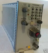 TEKTRONIX 7B50A TIME BASE PLUG IN WORKING