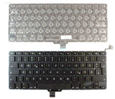 "Apple Macbook Pro Unibody A1278 13,3"" 2009 2010 2011 2012 Tastatur Keyboard NEU"