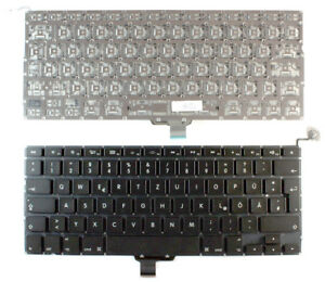 Apple-Macbook-Pro-Unibody-A1278-13-3-034-2009-2010-2011-2012-Tastatur-Keyboard-NEU