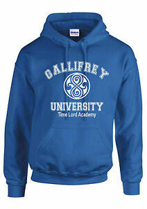 Gallifrey university doctor who sweat à capuche