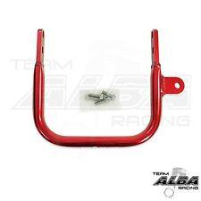 Yamaha Raptor 660  Grab Bar Bumper  Aluminum    Alba Pro Elite Red  203 T5 R