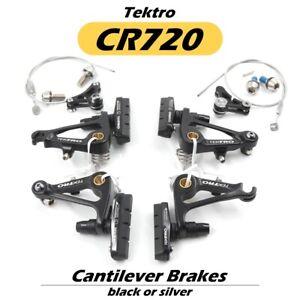 Tektro CR720 Cantilever Cyclo Cross Brake Front Or Rear Black