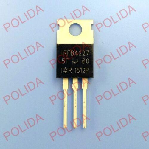 2PCS  MOSFET Transistor IR TO-220 IRFB4227 IRFB4227PBF