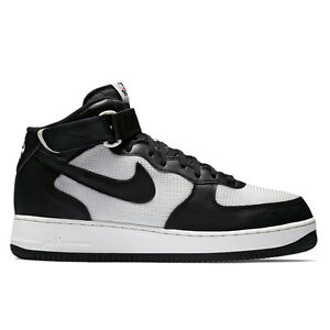 air force 1 mid nere uomo