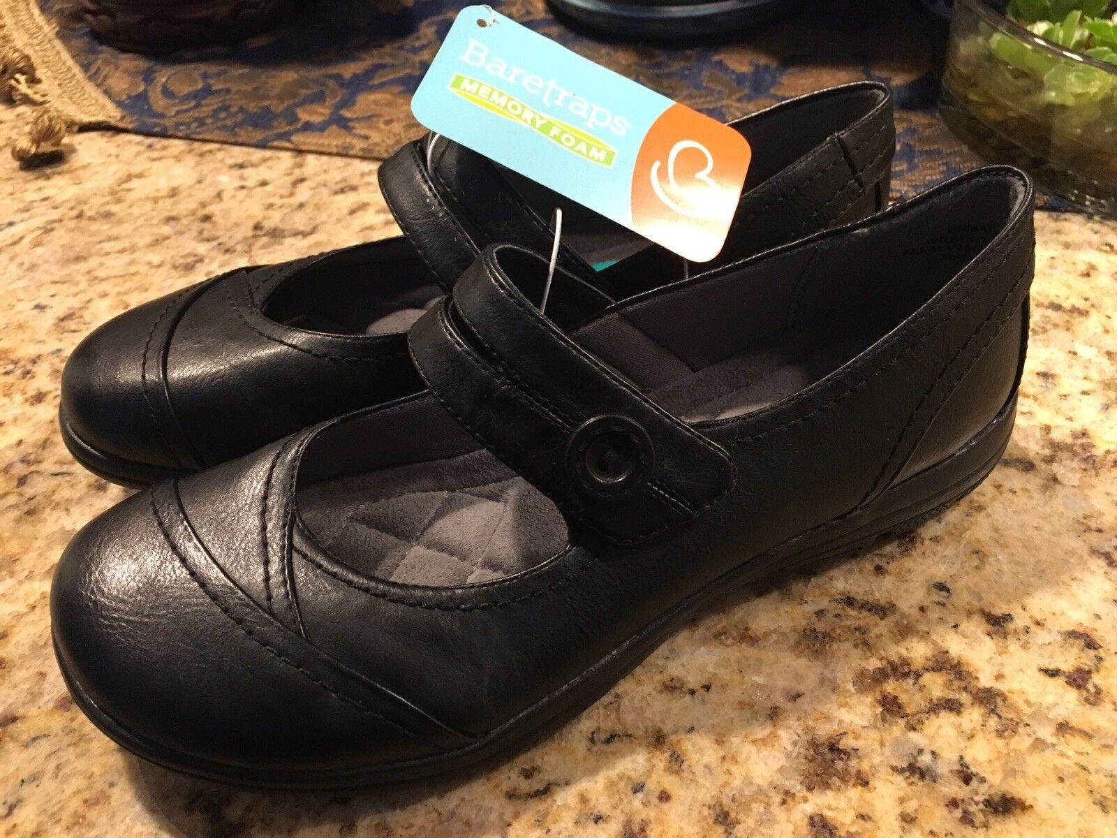 5de64c6b0e2e8 Women's Memory Foam Black Mary Jane shoes Double Strap sz 7.5, New ...