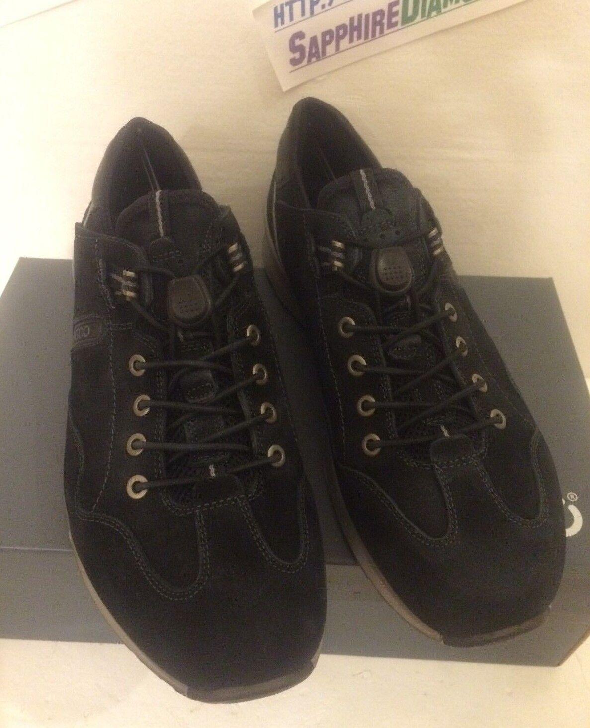Ecco Para Hombre cs14 speedlace Zapatillas Zapatos ¡ nuevo