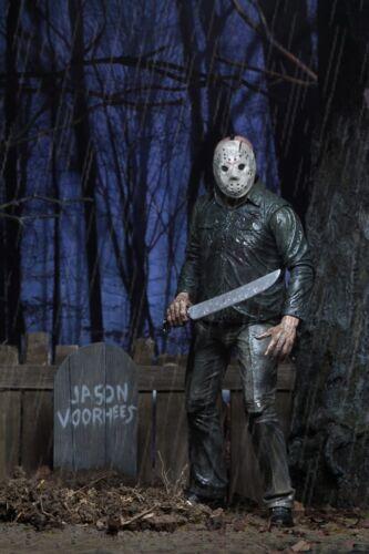 Neca Friday Les 13ème Parties 2 et 5 La Figurine d'Action Jason Voorhees Ultimate 634482397091