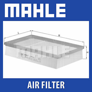 MAHLE LX 3595 Air Filter Element Fits BMW R1200GS M//Cyl Car
