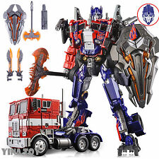Masterpiece Optimus Prime Figure M01 Commander Transformer KO Version