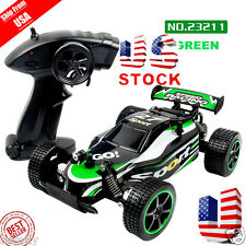 1/20 2WD Drift Speed Radio Remote Control RC RTR Racing Car Truck Kids Toy Gift