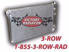 "NEW All Aluminum 3 Row Radiator 1981- 1991 Chevy Truck (21"" x 33"" Radiator)"