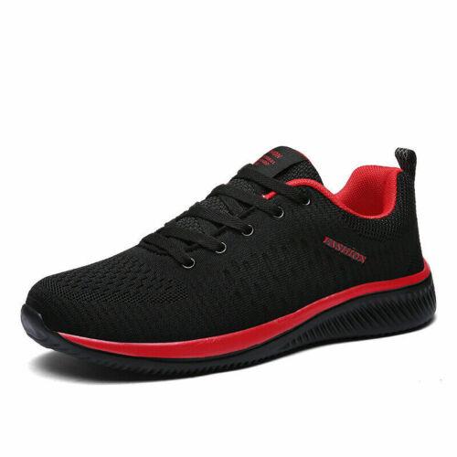 Chaussures Hommes Fashion Casual Baskets Sports Confortable Athlétique Chaussures de course