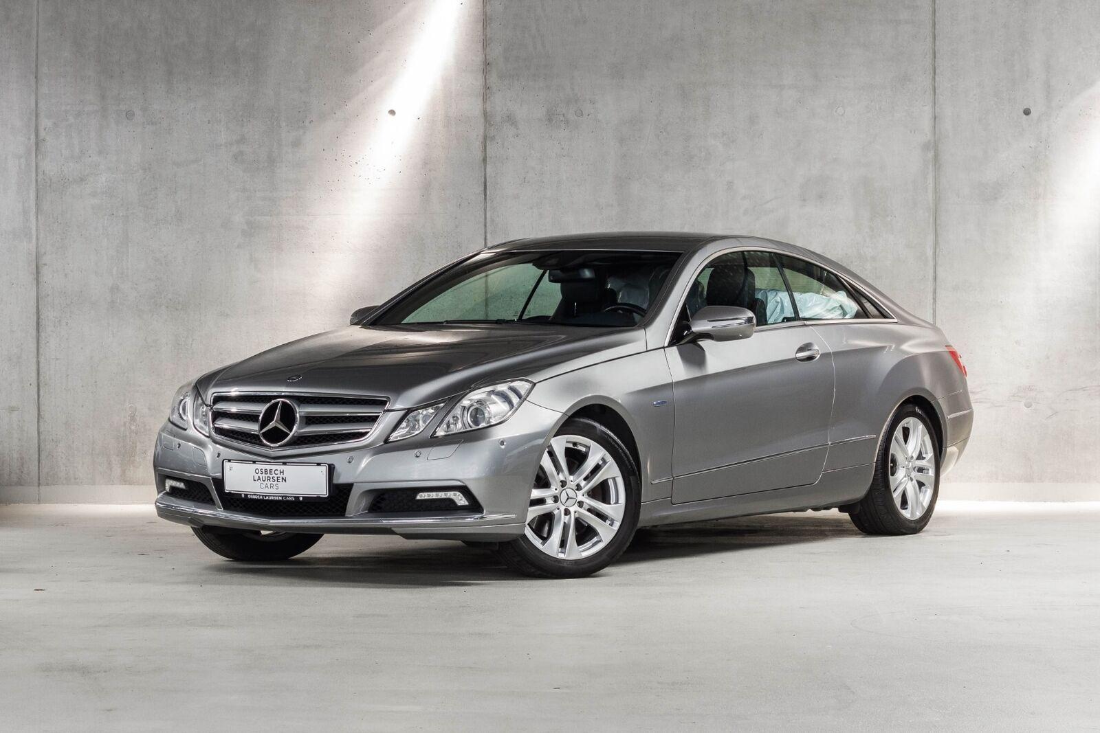 Mercedes E350 3,5 CGi Coupé aut. BE 2d - 199.000 kr.