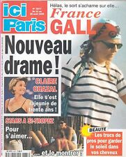 ▬►ICI PARIS 2877 FRANCE GALL_MADONNA_BÉATRICE DALLE_PATRICK JUVET_MYLÈNE FARMER