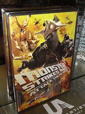 Monster X Strikes Back (DVD) Minoru Kawasaki, Tokyo Shock DVD! BRAND NEW!