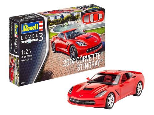 Revell 07060 Bausatz 1:25 Corvette Stingray 2014