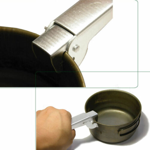 Camping Gripper BBQ Cook Pan Handle Pot Clamp Pliers Anti-hot Tool Excellent