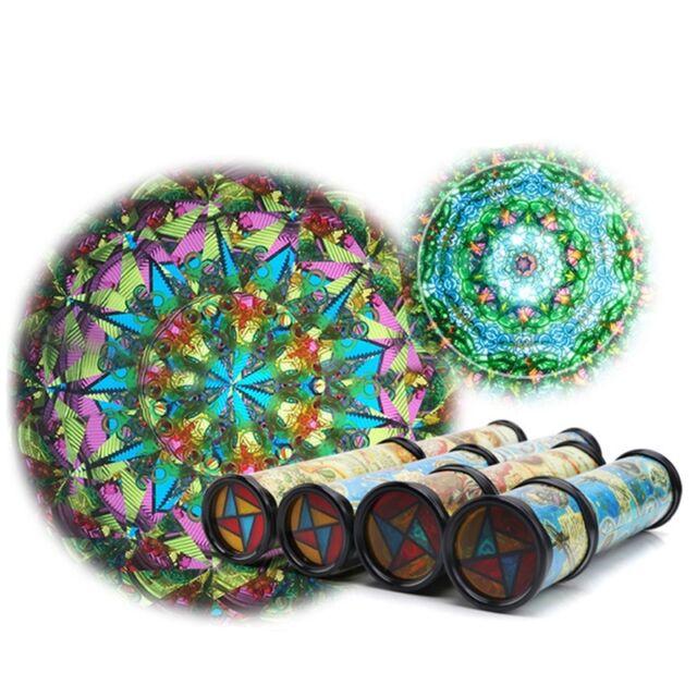 Pop Kaleidoscope Children Toys Kids Educational Science Toy Classic 21cm For Sale Online Ebay