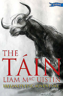 The Táin: The Great Celtic Epic, Mac Uistin, Liam, Very Good Book