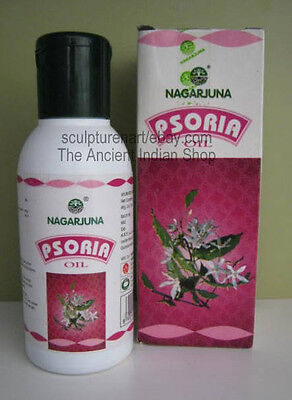 Psoria Oil Nagarjuna Ayurvedic, Dandruff & Other Scaling & Fungal Skin Infection