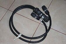 Pyle Soca Socapex 5.6 Foot Multipin Cable 36 Pin Male/ 19 Pin X2 Female V Rare