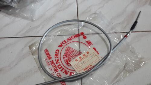 Genuine HONDA CB100 CB125S CL100 CM90 S90 FRONT BRAKE CABLE  Nos jp