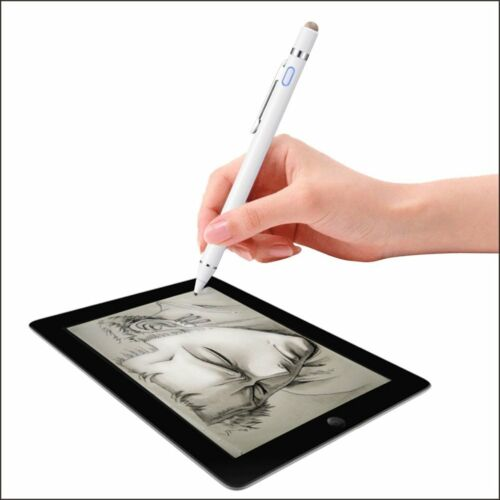 Touch Evach Ipad Active Stylus-Capacitive Digital Pen With 1.5Mm Ultra Fine Tip