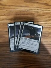 IT THAT RIDES AS ONE X4 Eldritch Moon EMN Magic MTG CARD CHINESE LONE RIDER