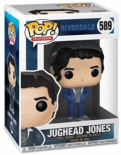Funko Pop Tv Riverdale Jughead Collectible Toy As Stylized Pop Vinyl From Funko