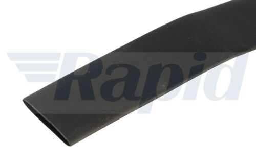 Shrinktek Mini Carretes 12.7 negro 12.7 mm Negro 6 M encogimiento del calor