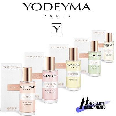 Profumo da donna YODEYMA piccolo 15 ml edp spray tutti i profumi yodeyma nuovi | eBay
