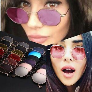 Occhiali-da-sole-moda-2018-lenti-fume-specchio-gradiente-octagon-uomo-donna