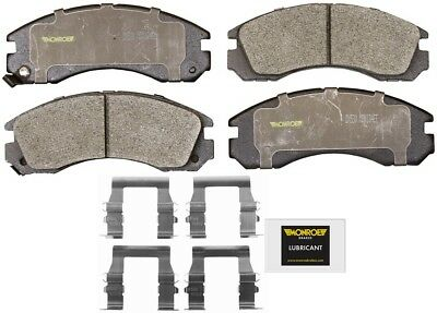 Monroe DX1015 Dynamic Premium Brake Pad Set Monroe Brakes