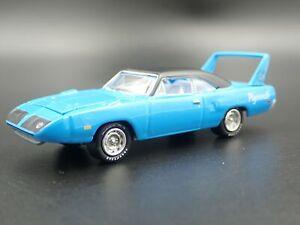 1970-70-Plymouth-Superbird-Raro-Modelo-Diecast-Coleccionables-Diorama-escala-1-64-coche