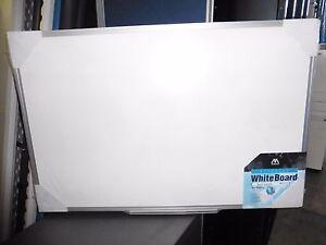 OFFICE-NEW-900MM-DOUBLE-SIDED-WHITEBOARD-BRISBANE