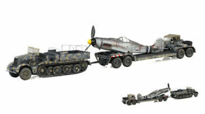 Coche-Militar-Solido-Famo-AH116-Avion-GERMANY1945-1-72