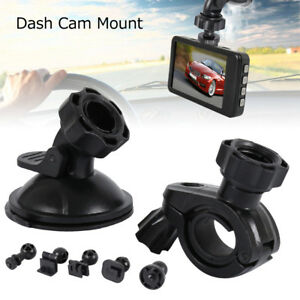 For Most Dash Cam Mount and GPS Suction Cup Mount + Mirror Mount, 5 Joint Clips