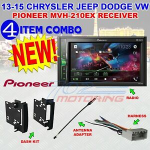 2009-2012 DODGE RAM TRUCK BLUETOOTH TOUCHSCREEN USB AUX Car Radio Stereo