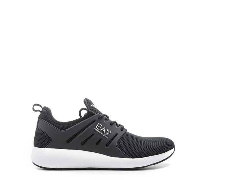 Chaussures ea7 Homme noir PU, tissu xcc06-x8x024-00002