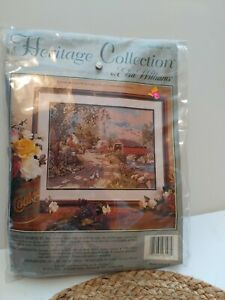 Heritage-Collection-By-Elsa-Williams-Needlepoint-Kit-Franklin-Corner